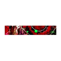 Bloody Coffee 5 Flano Scarf (mini)