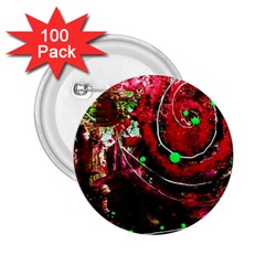 Bloody Coffee 5 2 25  Buttons (100 Pack)