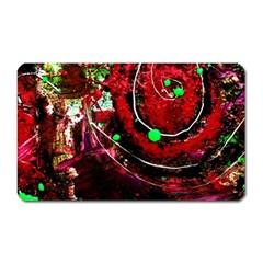 Bloody Coffee 5 Magnet (rectangular)