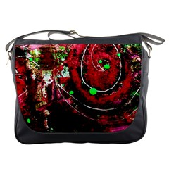 Bloody Coffee 5 Messenger Bags