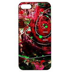 Bloody Coffee 5 Apple Iphone 5 Hardshell Case With Stand
