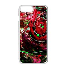 Bloody Coffee 5 Apple Iphone 7 Plus Seamless Case (white)