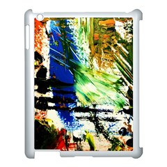 Alaska Industrial Landscape Apple Ipad 3/4 Case (white)