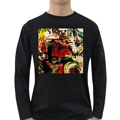 Alaska Industrial Landscape 4 Long Sleeve Dark T Shirts