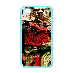 Alaska Industrial Landscape 4 Apple Iphone 4 Case (color)