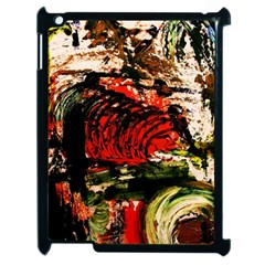 Alaska Industrial Landscape 4 Apple Ipad 2 Case (black)