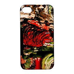 Alaska Industrial Landscape 4 Apple Iphone 4/4s Hardshell Case With Stand