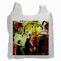 Alaska Industrial Landscape 1 Recycle Bag (two Side)
