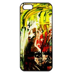 Alaska Industrial Landscape 1 Apple Iphone 5 Seamless Case (black)