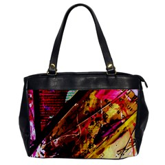 Absurd Theater In And Out 5 Office Handbags by bestdesignintheworld