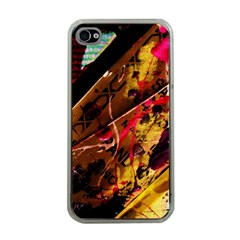 Absurd Theater In And Out 5 Apple Iphone 4 Case (clear)