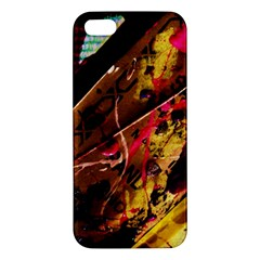 Absurd Theater In And Out 5 Apple Iphone 5 Premium Hardshell Case