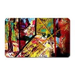 Absurd Theater In And Out Magnet (rectangular)
