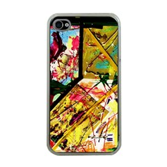 Absurd Theater In And Out Apple Iphone 4 Case (clear)