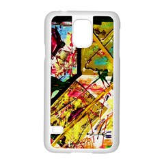 Absurd Theater In And Out Samsung Galaxy S5 Case (white) by bestdesignintheworld