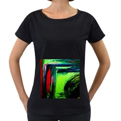 Abandoned Mine 6 Women s Loose Fit T Shirt (black) by bestdesignintheworld