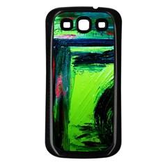 Abandoned Mine 6 Samsung Galaxy S3 Back Case (black)
