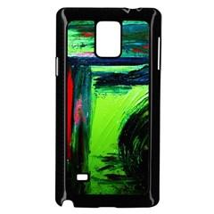 Abandoned Mine 6 Samsung Galaxy Note 4 Case (black) by bestdesignintheworld