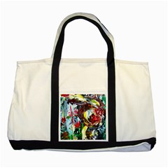 Eden Garden 12 Two Tone Tote Bag