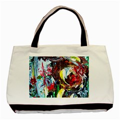 Eden Garden 12 Basic Tote Bag (two Sides)