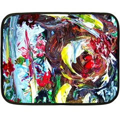 Eden Garden 12 Fleece Blanket (mini)