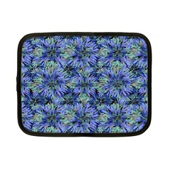 Modern Nature Print Pattern 7200 Netbook Case (small)