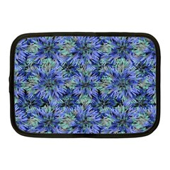 Modern Nature Print Pattern 7200 Netbook Case (medium)