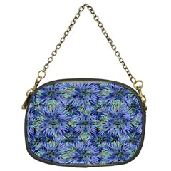 Modern Nature Print Pattern 7200 Chain Purses (one Side)