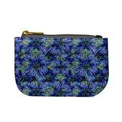 Modern Nature Print Pattern 7200 Mini Coin Purses