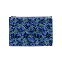 Modern Nature Print Pattern 7200 Cosmetic Bag (medium)