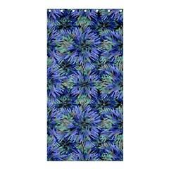 Modern Nature Print Pattern 7200 Shower Curtain 36  X 72  (stall)