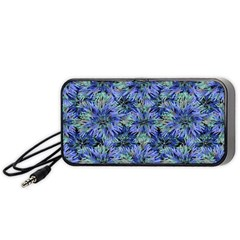 Modern Nature Print Pattern 7200 Portable Speaker