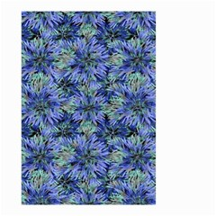 Modern Nature Print Pattern 7200 Small Garden Flag (two Sides)