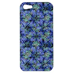 Modern Nature Print Pattern 7200 Apple Iphone 5 Hardshell Case