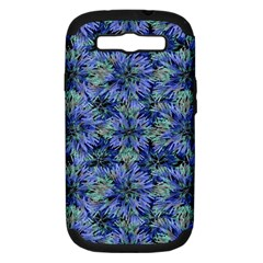 Modern Nature Print Pattern 7200 Samsung Galaxy S Iii Hardshell Case (pc+silicone)