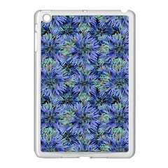 Modern Nature Print Pattern 7200 Apple Ipad Mini Case (white)