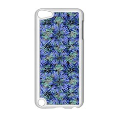 Modern Nature Print Pattern 7200 Apple Ipod Touch 5 Case (white)