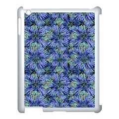 Modern Nature Print Pattern 7200 Apple Ipad 3/4 Case (white)