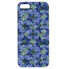 Modern Nature Print Pattern 7200 Apple Iphone 5 Hardshell Case With Stand