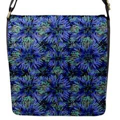 Modern Nature Print Pattern 7200 Flap Messenger Bag (s)