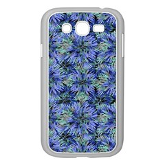 Modern Nature Print Pattern 7200 Samsung Galaxy Grand Duos I9082 Case (white)