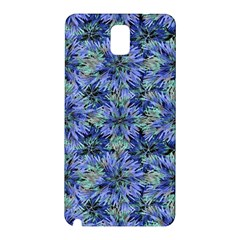 Modern Nature Print Pattern 7200 Samsung Galaxy Note 3 N9005 Hardshell Back Case