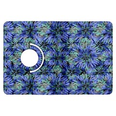 Modern Nature Print Pattern 7200 Kindle Fire Hdx Flip 360 Case