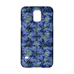Modern Nature Print Pattern 7200 Samsung Galaxy S5 Hardshell Case