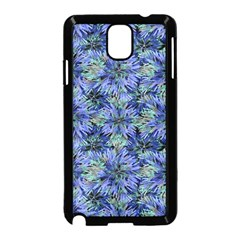 Modern Nature Print Pattern 7200 Samsung Galaxy Note 3 Neo Hardshell Case (black)