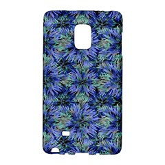 Modern Nature Print Pattern 7200 Galaxy Note Edge