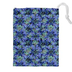 Modern Nature Print Pattern 7200 Drawstring Pouches (xxl)