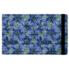 Modern Nature Print Pattern 7200 Apple Ipad Pro 12 9   Flip Case