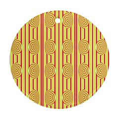 Pattern Factory 4181c Ornament (round)