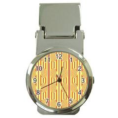 Pattern Factory 4181c Money Clip Watches